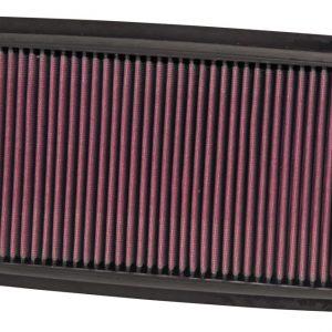 """K&N ilmansuodatin (sopii vakiokoteloon) """"ACURA MDX V6-3.5L F/I; 2014-2015"""""""