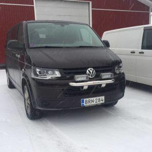 VW T5 lisävaloteline