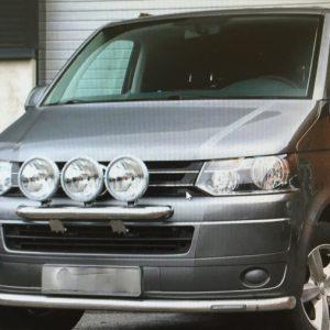 Lisävaloteline VW T5